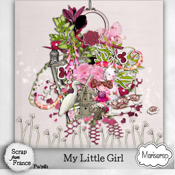 kit 'My Little Girl'