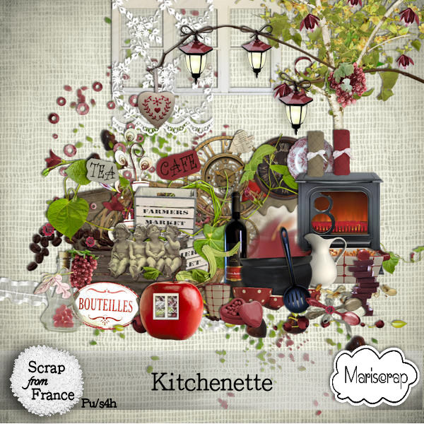kit Kitchenette
