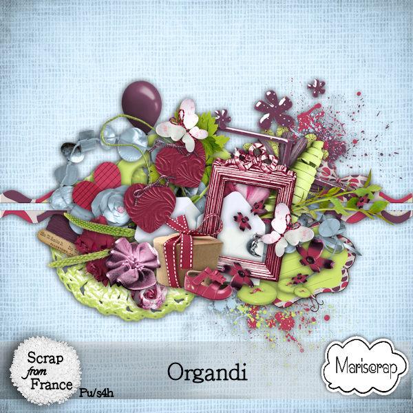 Kit 'Organdi'