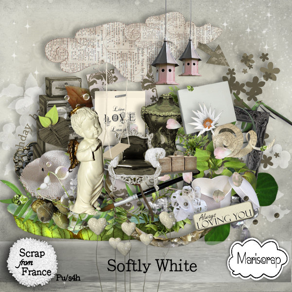 Kit ' Softly White '