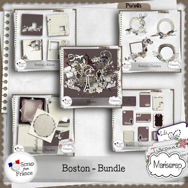 """Bundle """"Boston"""""""