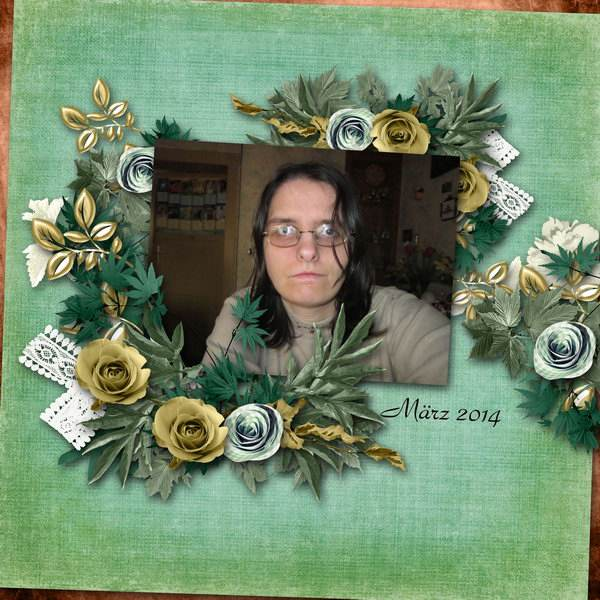Bouquet of Dreams (Angelique) - Layout 1 (Twin_Kati)