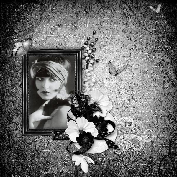 Black&White de ScrapAngie