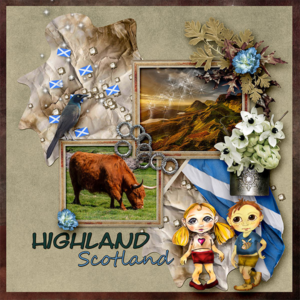 *Scottish Highlands*
