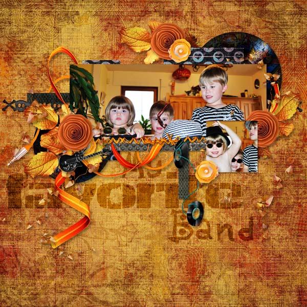 My favorite band