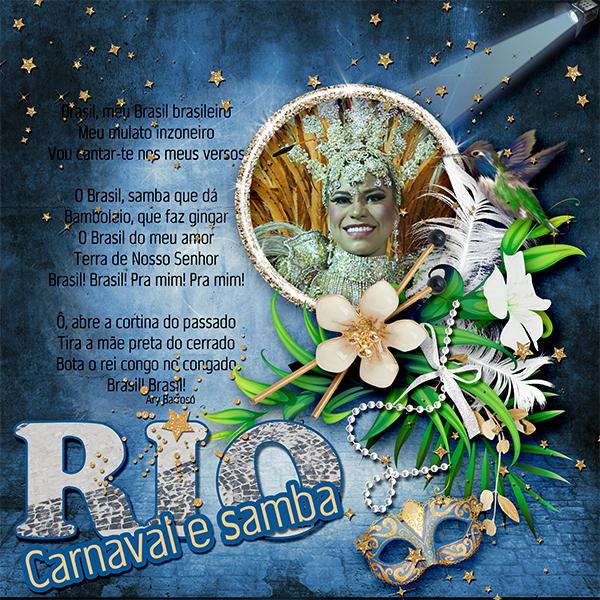 *Carnaval de Rio*