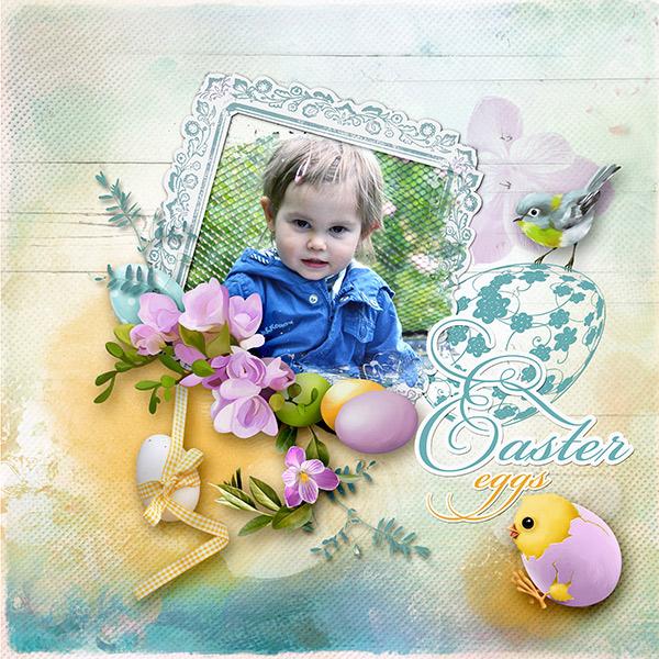 * Easter Eggs*