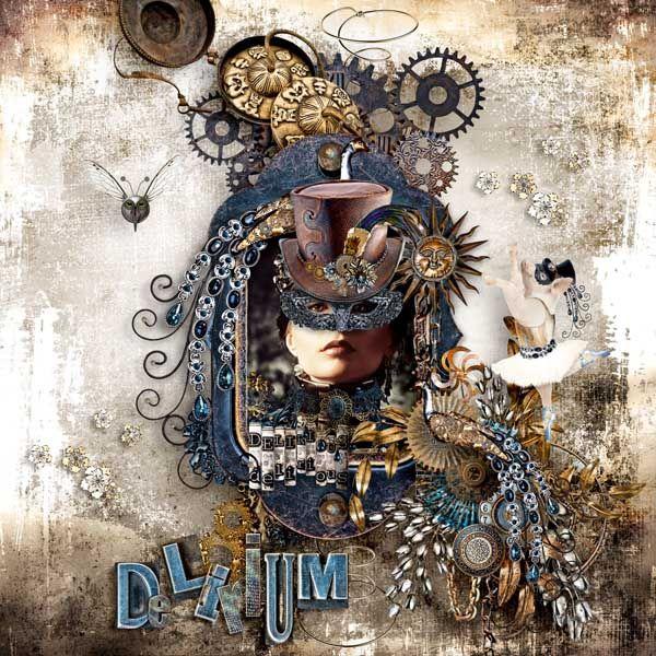 Fantasmagoria - Deep Delirium