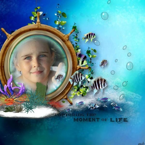 """""""Little mermaid"""" by LouiseL"""