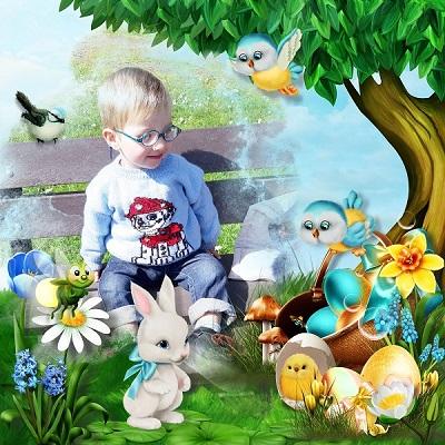 Easter to fairyworld