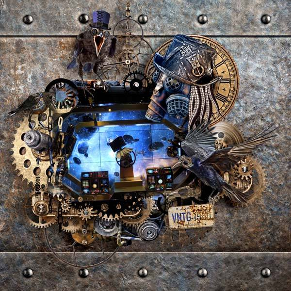 Fantasmagoria - A mysterious World