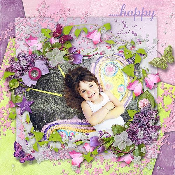Bouquet de Bonheur 01