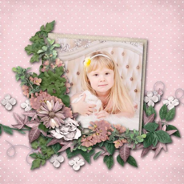 Romance (Angelique) - Layout 1 (Twin_Kati)