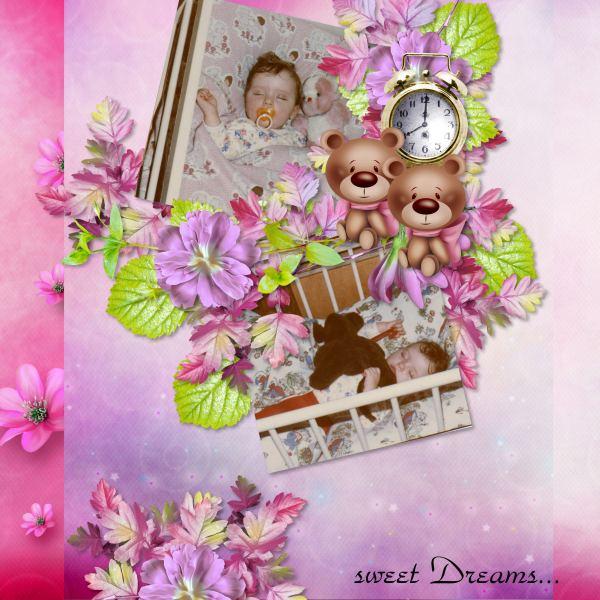 Child Dreams (Bee) - Layout 1 (Twin_Tina)