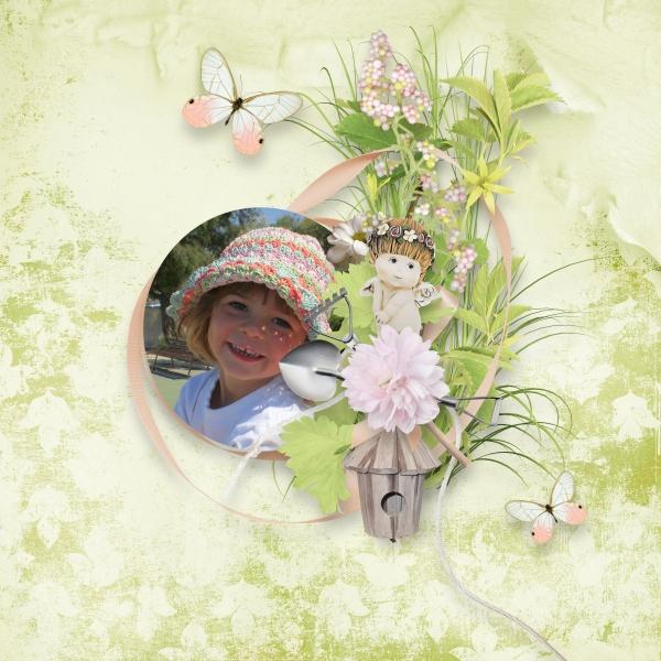 Flowers of my heart de Mel Designs