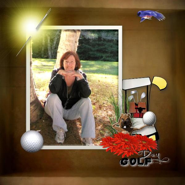 Golf day de LouiseL