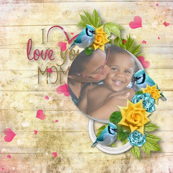 Love you mom by LouiseL