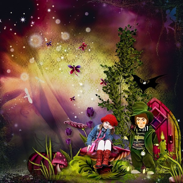 Mystical Forest Fairies