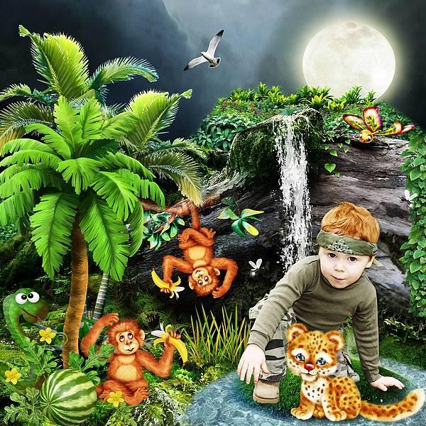 Voyage dans la Jungle