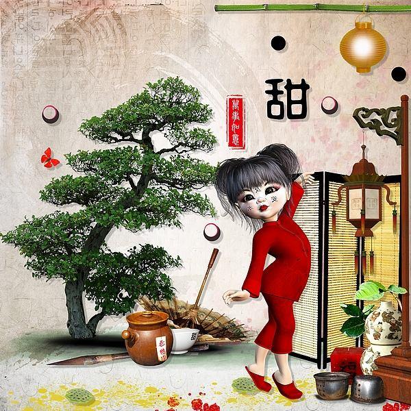 Magic New Year in Asia