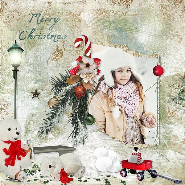 Fairy Christmas Time