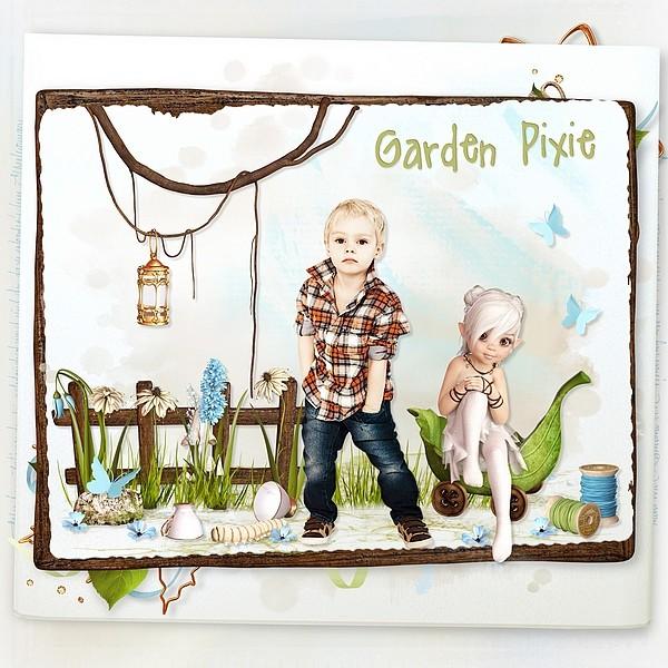 Garden Pixie