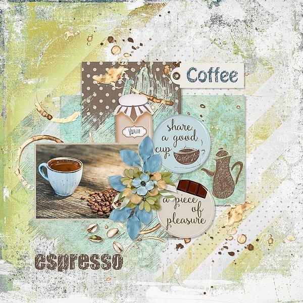 Cafe Pistache