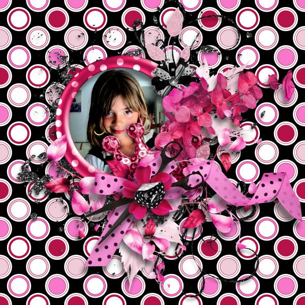 Pretty Pink de Scrap Angie