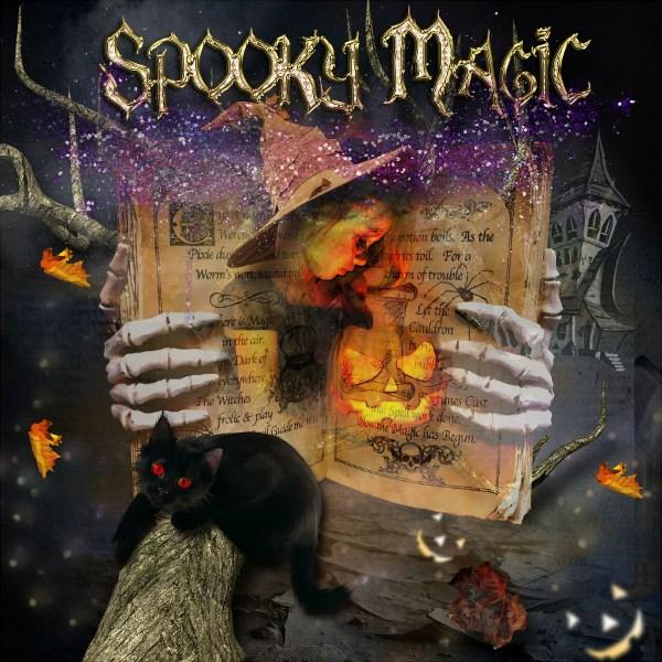 SPOOKED MAGIC