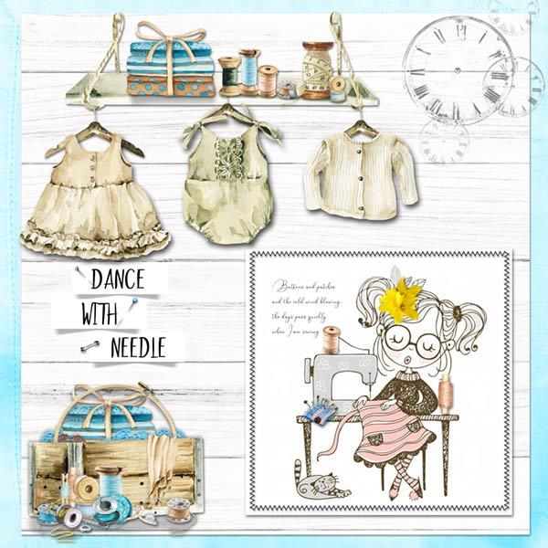 Dance with Needle