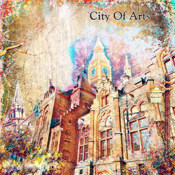 "City of Arts"""