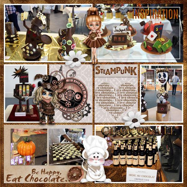 Chocolate Steampunk