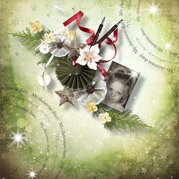 my christmas diary