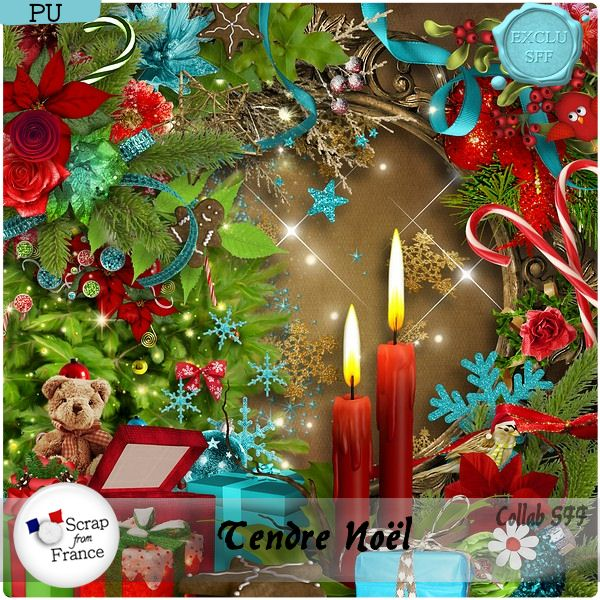 Tendre Noel - Collab SFF