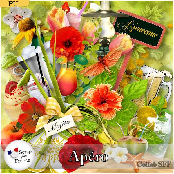 Apero - collab SFF