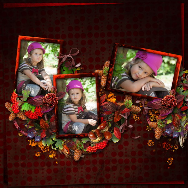 Festival of Color (J&M Creations) - Layout 1 (Twin_Kati)