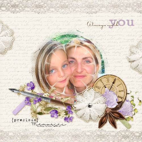 Mère et fille