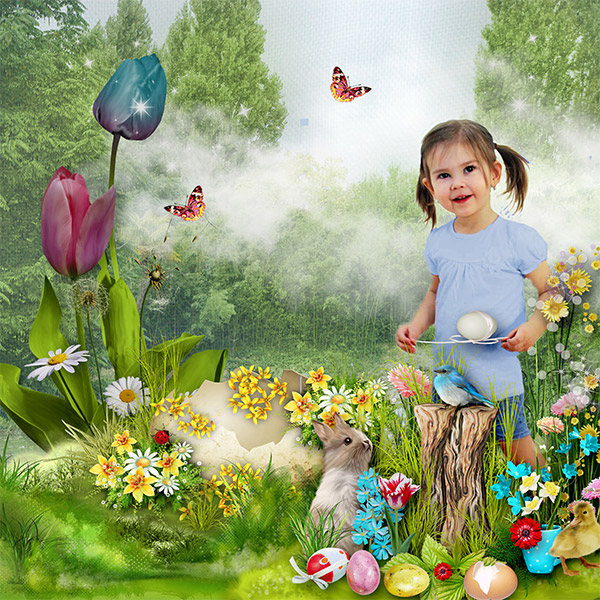 *Easter Joy*