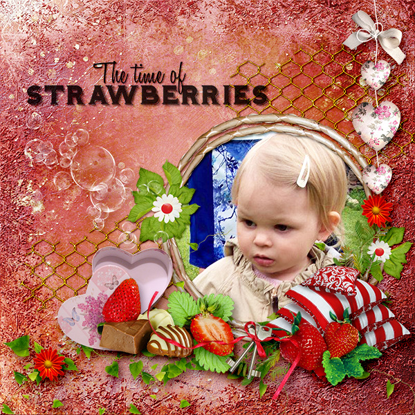 *The times of strawberries*