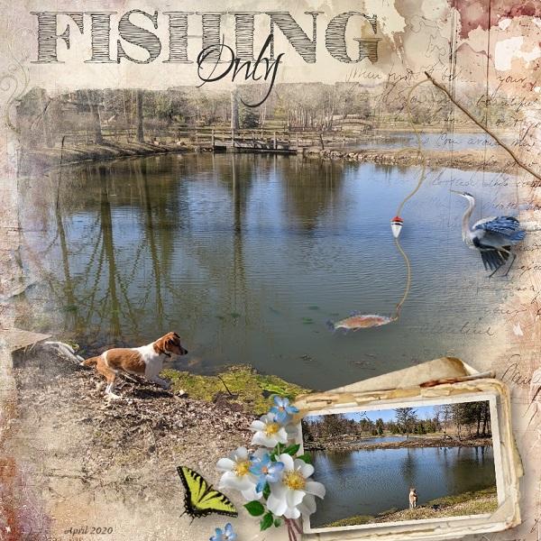 Fishing clio