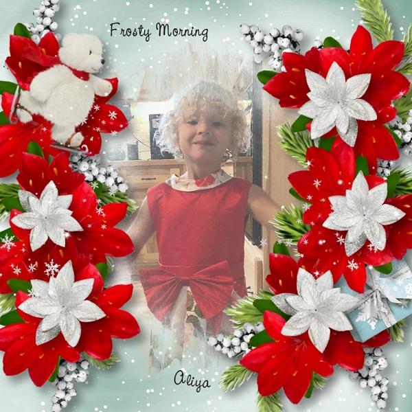 Frosty Morning Aliya