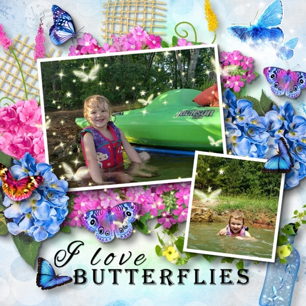 In the Land of Butterflys Maya