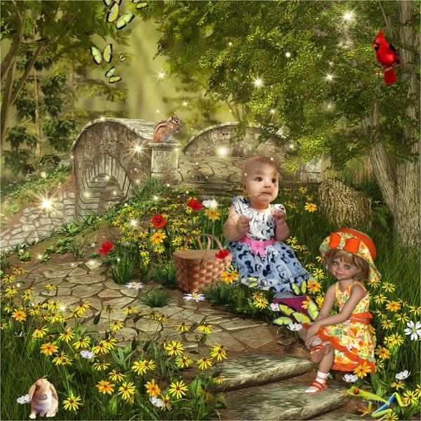 Maya Enchanted Garden