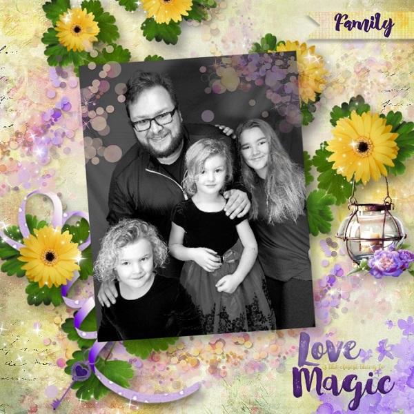 Pleasure of love family