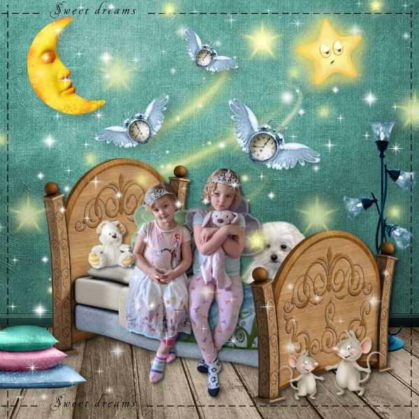Tooth Fairy girls
