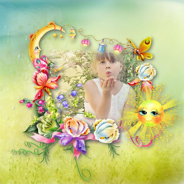 Forest Fairy de Bee Creation