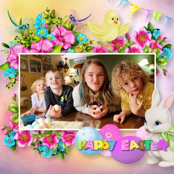 Easter Eggs 2019