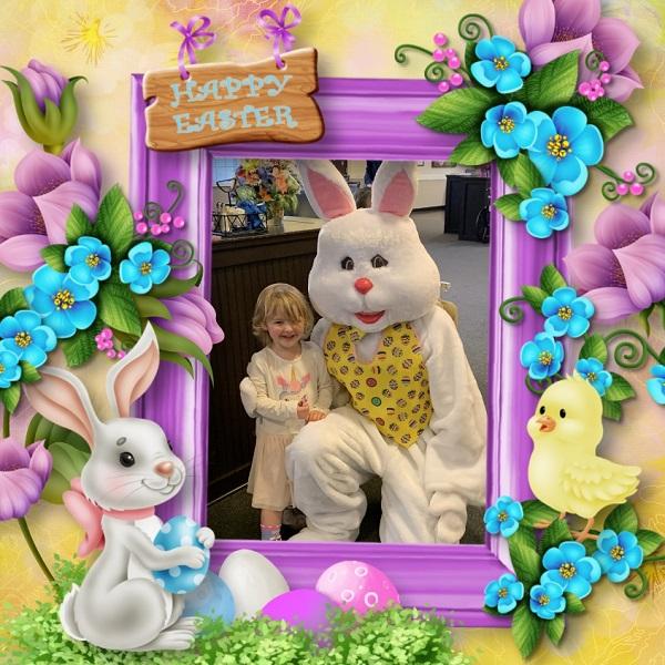 Easter maya 2019