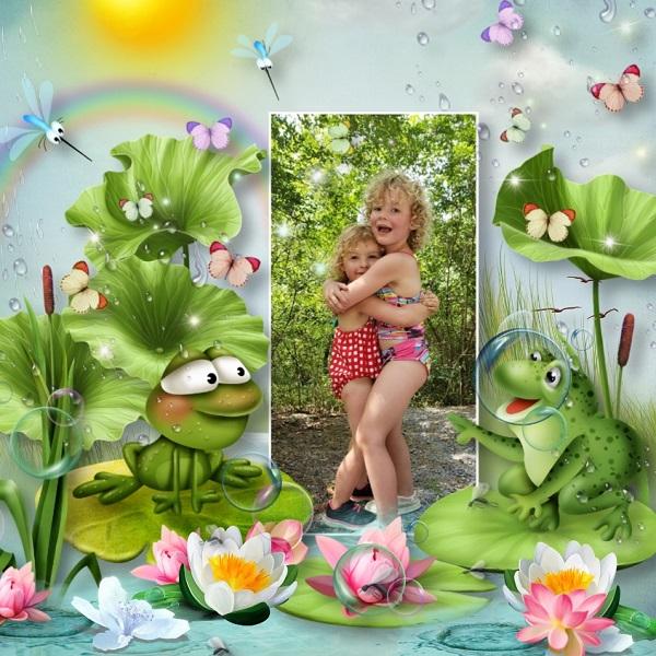 Frog Sisters