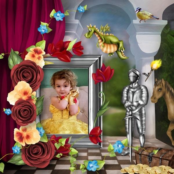 Knight Princess Maya